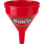 Behrens 112 Funnel Plastic Red 1Pt