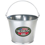 Behrens 1205GS 5 Quart Galvanized Steel Pail