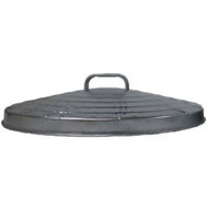 Behrens 38113 Lid Replacement Steel Galv 31G