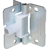 LE Johnson 1703PPK2 Bi-Fold Door Shock Absorbing Hinges 2 Pack