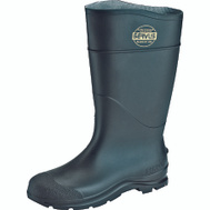 Honeywell Safety 18821-8 Servus Size 8 Black Steel Toe Boot 16 Inch