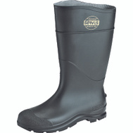 Honeywell Safety 18822-9 Servus Boot Pvc Pln Toe 16in Black 9