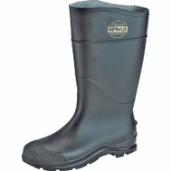 Honeywell Safety 18822-10 Servus Boot Pvc Pln Toe 16In Black 10