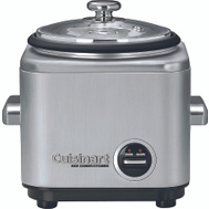 Cuisinart CRC-400 Rice Cooker With Steamer 4 Cup