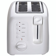 Cuisinart CPT-122 Toaster Compact White 2Sl