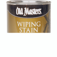 Old Masters 11204 Wiping Stain Interior Exterior Golden Oak Quart