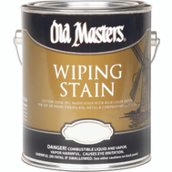 Old Masters 12301 Wiping Stain Interior Exterior Fruitwood Gallon
