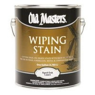 Old Masters 12601 Wiping Stain Aged Oak Gallon