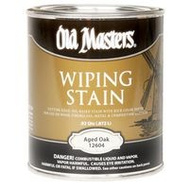 Old Masters 12604 Wiping Stain Aged Oak Quart