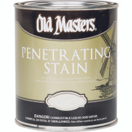 Old Masters 40316 Interior Penetratiing Stain Cherry 1/2 Pint