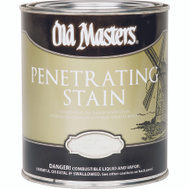 Old Masters 40616 Interior Penetratiing Stain Maple 1/2 Pint