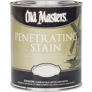 Old Masters 43816 Interior Penetratiing Stain Natural Walnut 1/2 Pint
