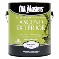 Old Masters 74601 Ascend Spar Urethane Water Exterior Semi Gloss Gallon