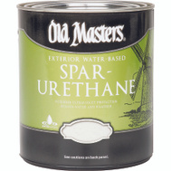 Old Masters 74401 Ascend Spar Urethane Water Exterior Gloss Gallon