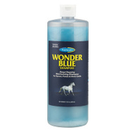 Central Garden 032502 Farnam 32 Ounce Wonder Blue Shampoo