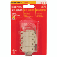 Wiremold B-9-10-11 Channel Wire Accessories Ivory