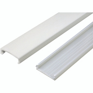 Wiremold NM1 Channel Wire Plastic 5Ft White
