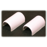Wiremold C19 Wire Channel Couplings White