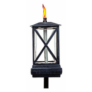 Lamplight Farms 1117084 65 Inch Beacon MTL Torch