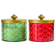Lamplight Farms 1418055 9 Ounce Honeycomb Candle