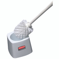 Rubbermaid Commercial FG631100WHT Holder Toilet Brush White