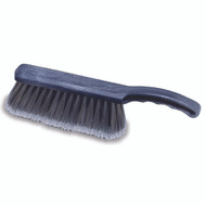 Rubbermaid Commercial FG634200SILV Brush Counter Silver 12-1/2In
