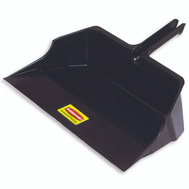 Rubbermaid Commercial FG9B6000BLA Dust Pan Jumbo 22 Inch