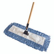Rubbermaid Commercial FGU83228BL00 Kutaway Invader Kutaway Dust Mop 60 Inch Invader