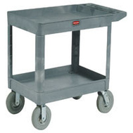 Rubbermaid Commercial FG452088BLA Cart Service Heavy Duty