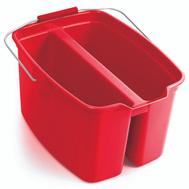 Rubbermaid Commercial 1887094 Double Pail With Handle