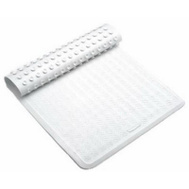 Rubbermaid Commercial 1982726 16 By 28 Inch Large White Bath Mat