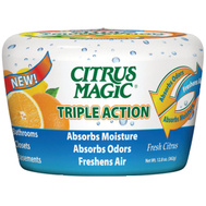 Citrus Magic 618372873 Odor/Moisture Absorber