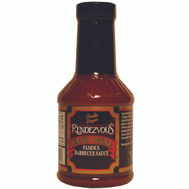 Vergos International #2 Rendezvous Famous Barbecue Sauce - Mild