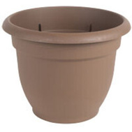 Bloem 20-56316CH Planter Chocolate 16in