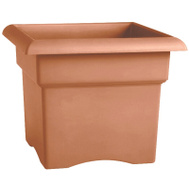 Bloem 57014C Planter Terra Cotta 14In
