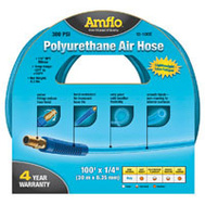 Plews Edelmann 12-100E Amflo Air Hose 1/4 Inch By 100 Foot Polyurethane