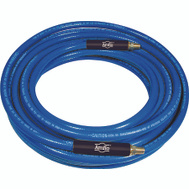 Plews Edelmann 554-50A-10 Amflo 3/8 Inch By 50 Foot Blue Pvc Air Hose