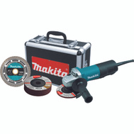 Makita 9557PBX1 Grinder Angle 4-1/2In W/Case