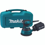Makita BO5030K Sander Rand Orb W/Case 5In 3A