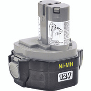 Makita 193157-5 12 Volt 2.6 Ah Nickel Metal Hydride Battery