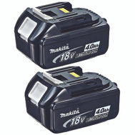 Makita BL1840B-2 Battery 18V 4 Amp