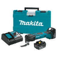 Makita XMT035 Kit Multi-Tool Lxt 18V