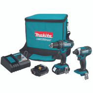 Makita CT225R Drill/Driver 18V Kit Lith-Ion