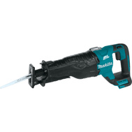 Makita XRJ05Z Saw Reciprocating 18V