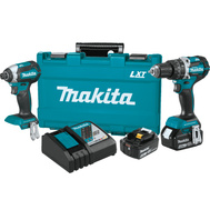 Makita XT269M Combo Kit 40Ah 2Pc 18V