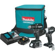 Makita CX200RB Drill Driver Kt Brshls 2Pc 18V