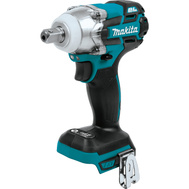 Makita XWT11Z Wrench Impct 3-Spd 18V 1/2In