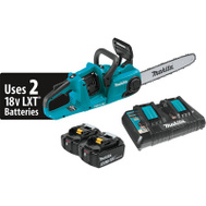 Makita XCU03PT Chain Saw Kit 18V 5.0Ah 14In