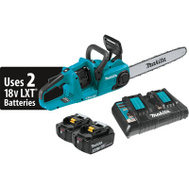 Makita XCU04PT Chain Saw Kit Crdls 18V 16In