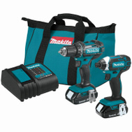 Makita CT225SYX Drill/Driver 18V Kit Lith-Ion